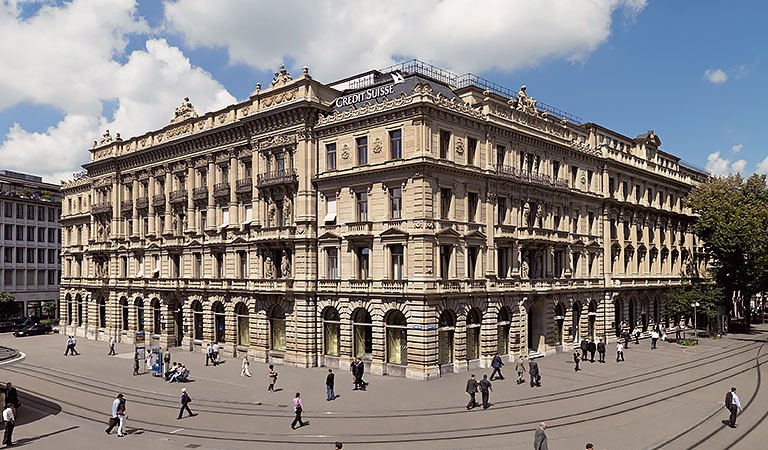 Credit Suisse Hauptsitz
