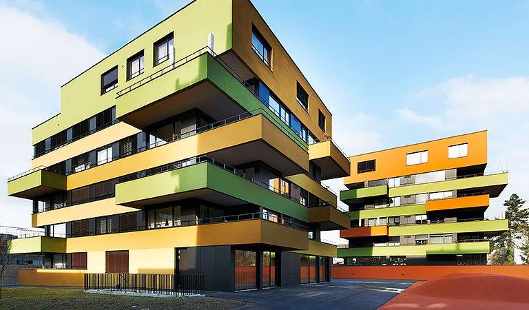 Wohnsiedlung Frohheim
